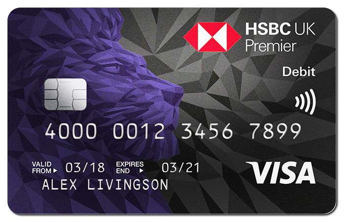 HSBC Premier Bank Account