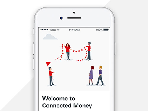 Connected money – Joined up banking | HSBC UK