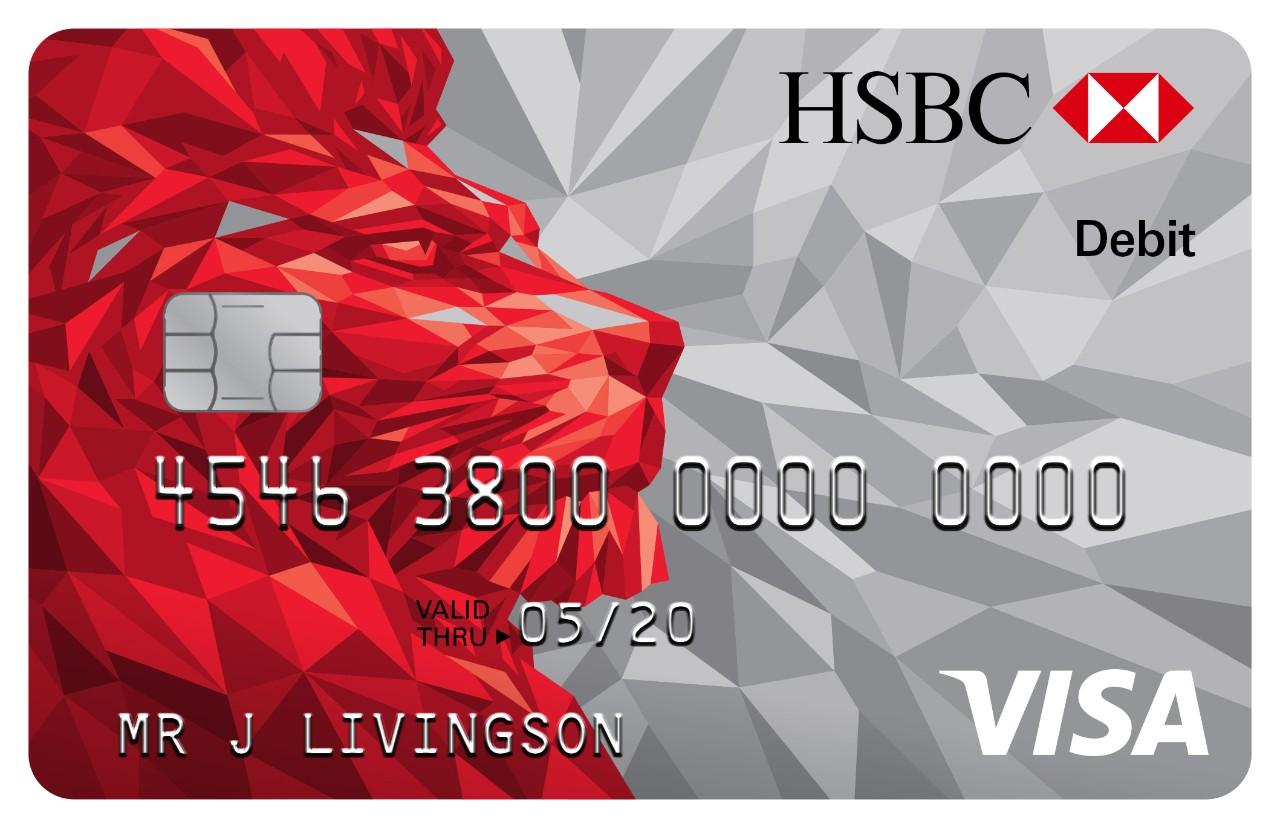 hsbc bank credit card customer care no