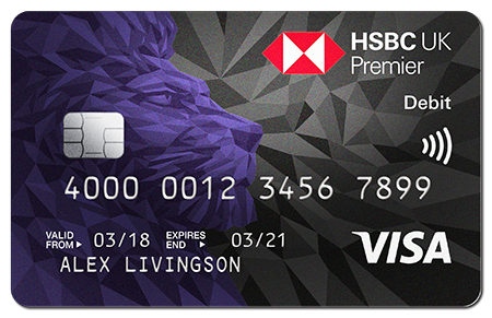 HSBC Premier Debit Card