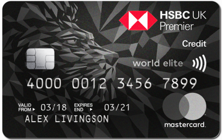 Premier World Elite Mastercard