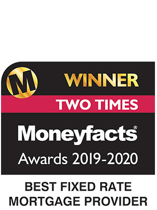 Money facts 2019-2020 Award - winner of best fixed rate Mortgage provider