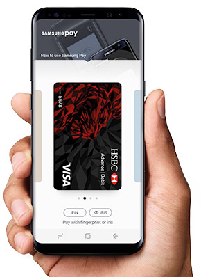 samsung pay example