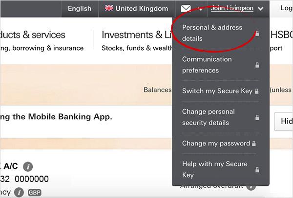 Card Security | HSBC UK