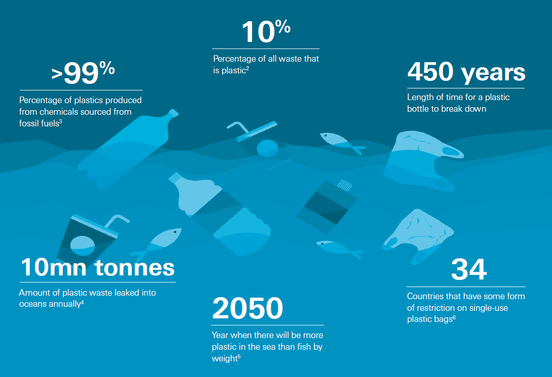 designing a solution to plastic bag waste that fits